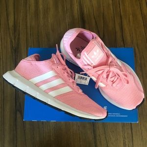 Adidas Swift Run sneakers pink training shoes